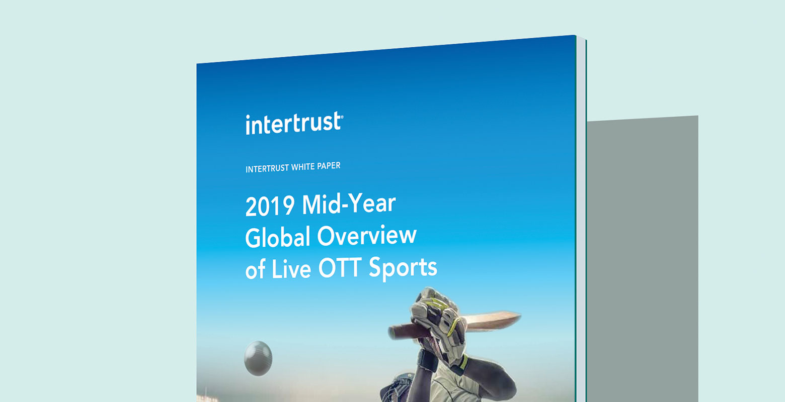 2019 global overview of live OTT sports hero graphic